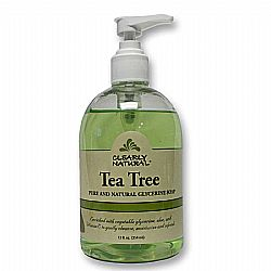Clearly Natural Tea Tree Pure and Natural Glycerin Soap