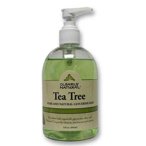 Tea Tree Pure and Natural Glycerin Soap