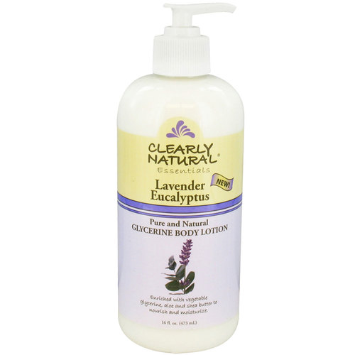 Pure and Natural Glycerine Body Lotion
