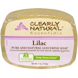 Clearly Natural Glycerine Soap Bar