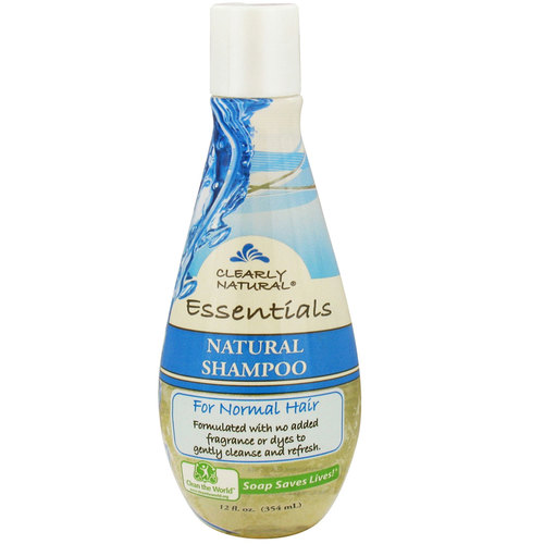 Clearly Natural Natural Shampoo For Normal Hair  - 12 fl oz - 58554_a.jpg