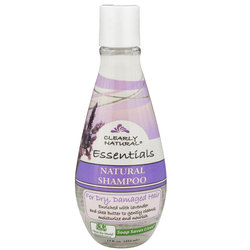Clearly Natural Natural Shampoo For Dry- Damaged Hair