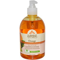 Clearly Natural Glycerine Hand Soap
