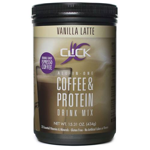All-In-One Coffee Protein Powder