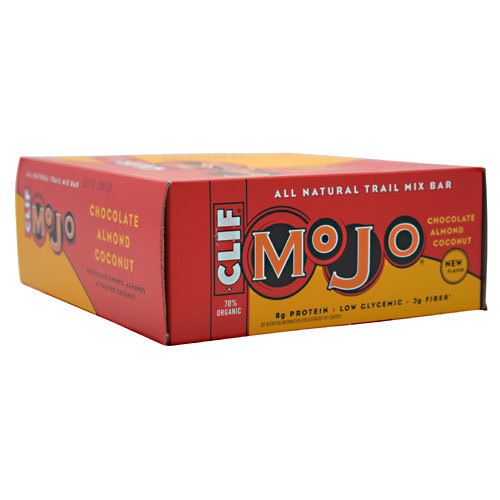 Mojo All Natural Trail Mix Bar