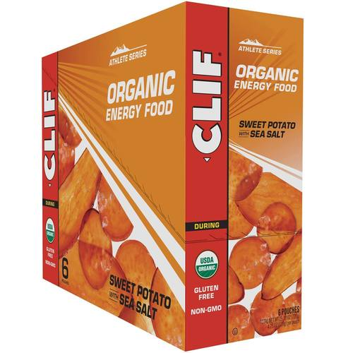 Athlete Series Organic Energy Food