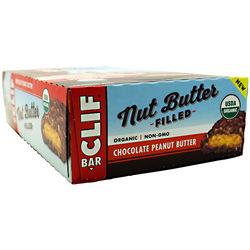 Clif Bar Nut Butter Filled