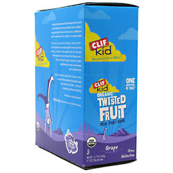 Clif Bar Kid Organic Twisted Fruit