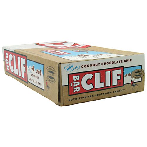 Clif Bar Energy Bars - 12 bars