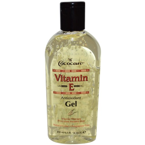 Vitamin E Antioxidant Gel