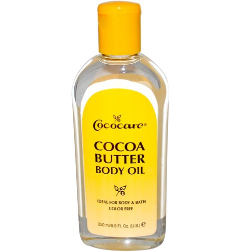 Cocoa Butter Body Oil