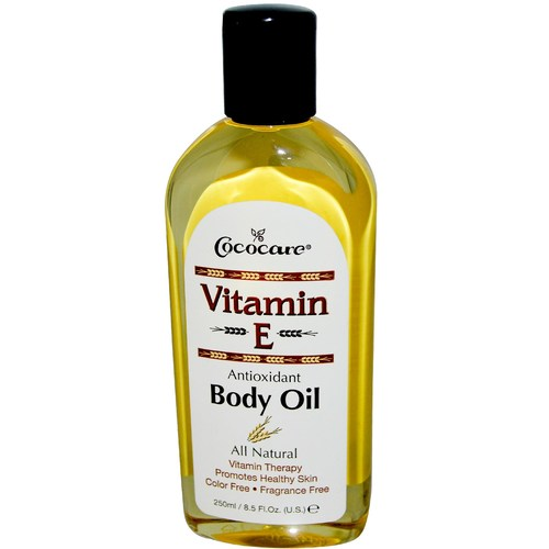 Vitamin E Body Oil