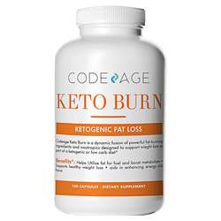 CodeAge Keto Burn
