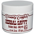 Country Comfort Golden Seal-Myrrh Herbal Savvy - 2 oz