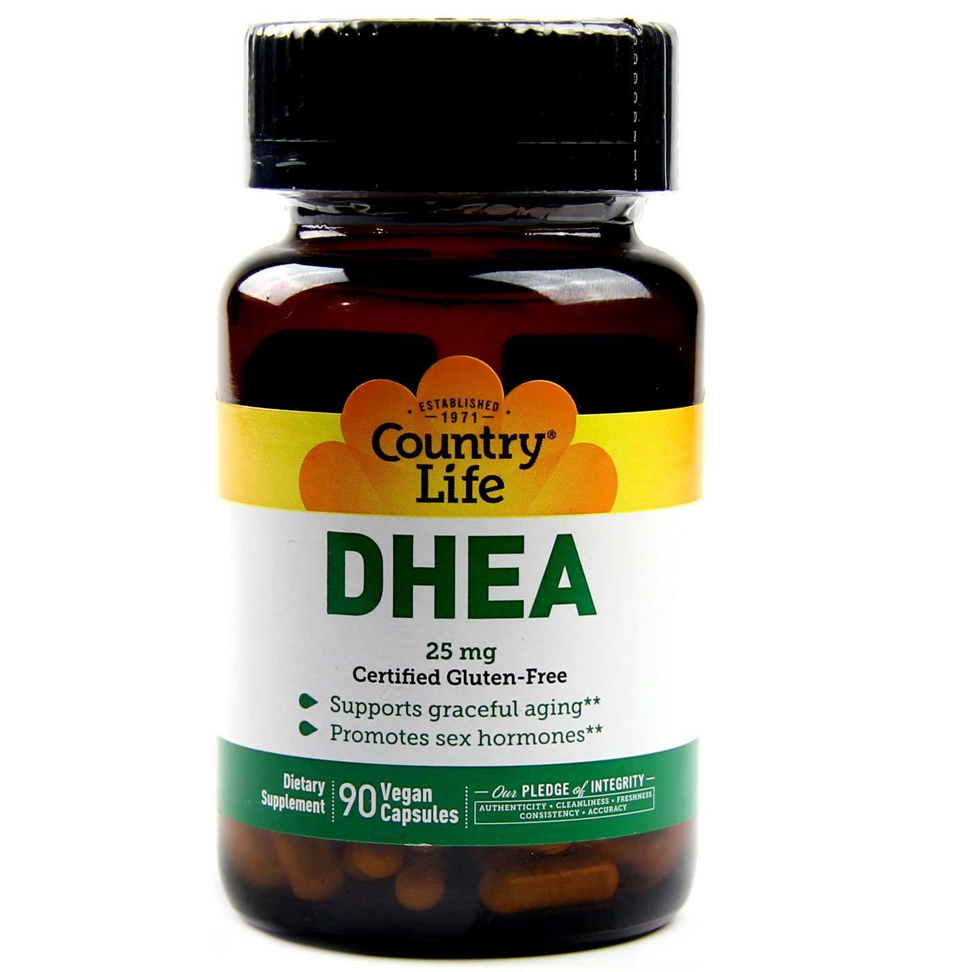 Country Life DHEA 25 mg 90 Vegan Capsules eVitamins com ~ 07053851_Sukkulenten Bestellen Schweiz