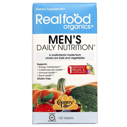 Realfood Organics Men's Daily Nutrition