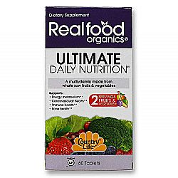 Country Life Real Food Organics Ultimate Daily Nutrition