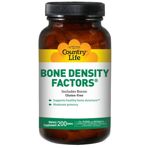 Bone Density Factors