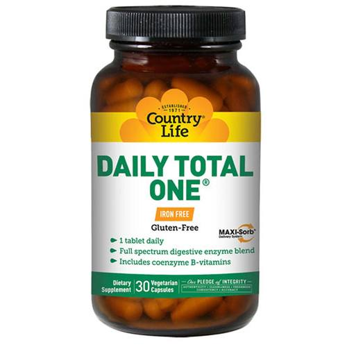 Daily Total One Iron Free