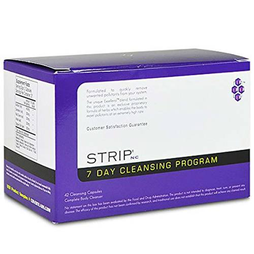 Strip 7 Day Cleansing