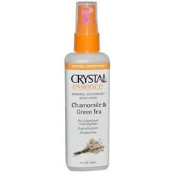 Crystal Essence Mineral Deodorant Body Spray