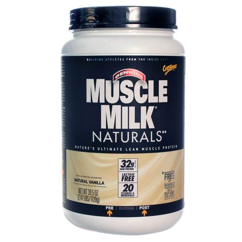 Muscle Milk Natural