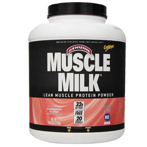Muscle Milk Strawberries 'n Crème