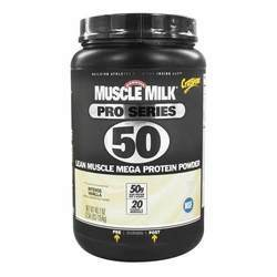 CytoSport Muscle Milk Pro Series 50 Intense Vanilla