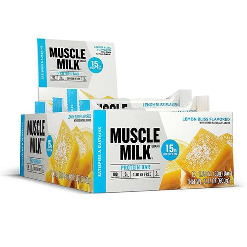 Muscle Milk Protein Blue Series Bars