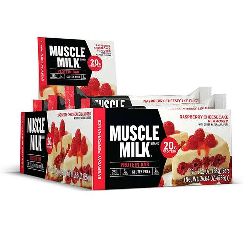 Muscle Milk Protein Red Series Bar