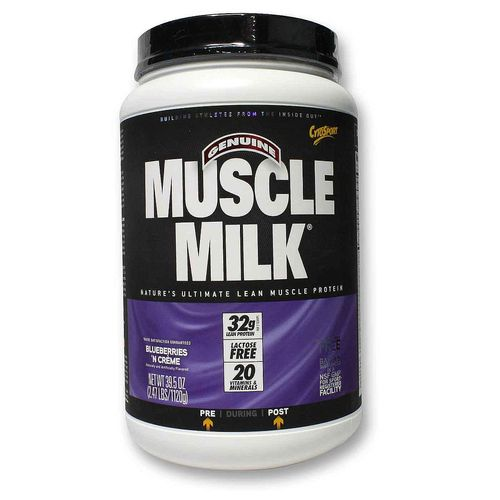 CytoSport Muscle Milk  - 2.47 lbs - 20120416_136.jpg