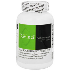 DaVinci Laboratories Black Currant Seed Oil