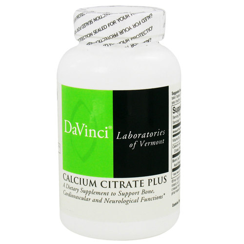 Calcium Citrate Plus
