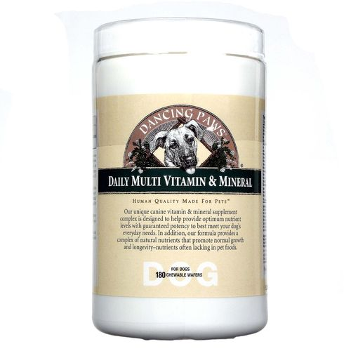 Daily Multi Vitamin & Minerals for Dogs