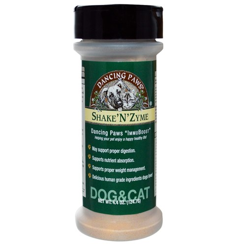 Shake 'N' Zyme for Dogs and Cats