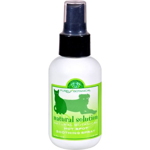 Natural Solution Hot Spot Soothing Spray