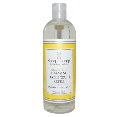 Argan Oil Foaming Hand Wash Refill