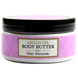 Deep Steep Argan Oil Body Butter