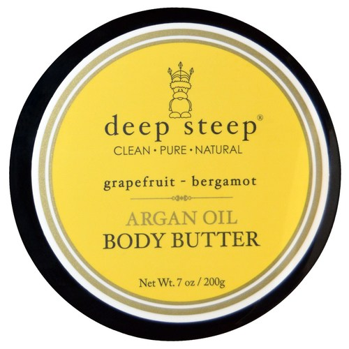 Argan Oil Body Butter
