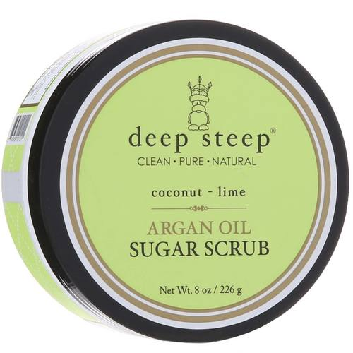 Argan Oil Sugar Scrub