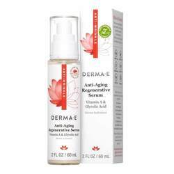 Derma E Anti-Wrinkle Regenerative Serum Vitamin A Glycolic Acid