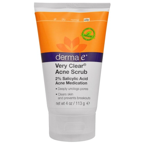 Very Clear Cleansing Scrub