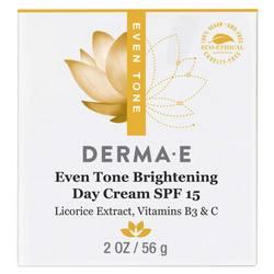 Derma E Evenly Radiant Brightening Day Creme
