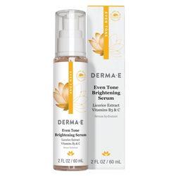 Derma E Evenly Radiant Brightening Serum