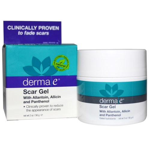 Derma e scar gel reviews