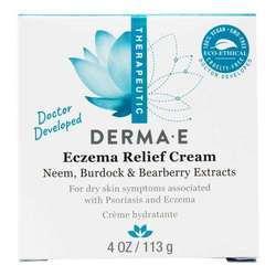 Derma E Eczema Relief Cream