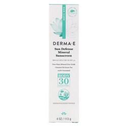 Derma E Sun Defense Mineral Sunscreen