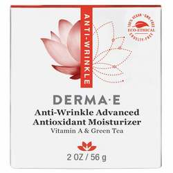 Derma E Anti-Wrinkle Vitamin A and Green Tea Advanced Creme