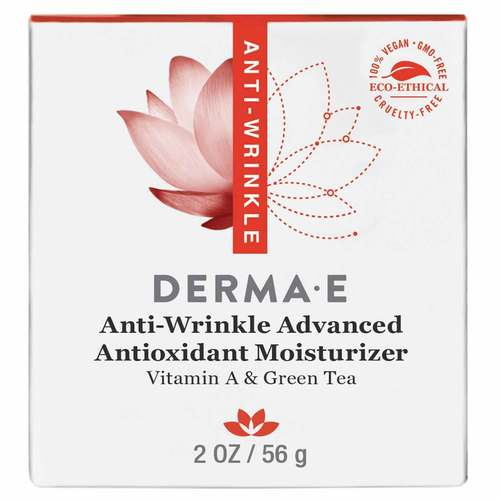 Anti-Wrinkle Vitamin A and Green Tea Advanced Creme
