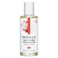 Derma E Anti-Wrinkle Vitamin A and E Treatment Oil